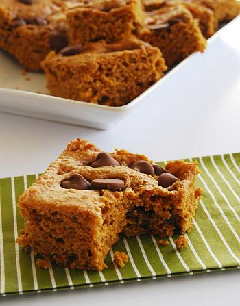 Pumpkin Bars - The Proper Blog